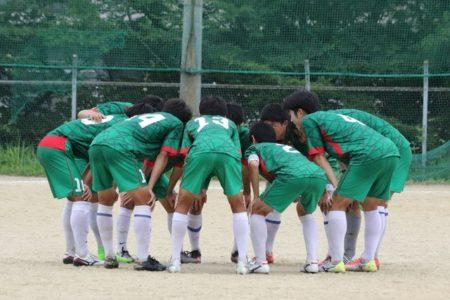 KISサッカー部 U-18リーグ(VS桜塚)