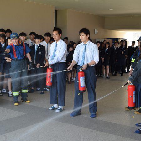 消防・避難訓練
