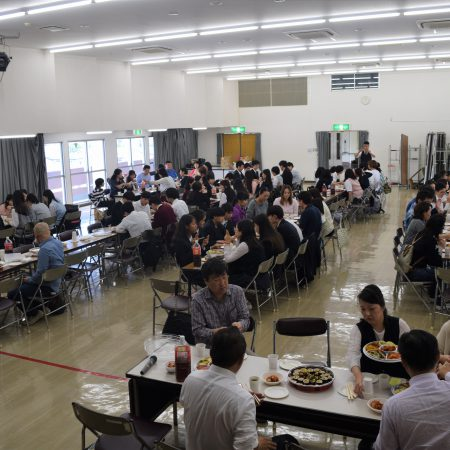 授業参観・懇親会